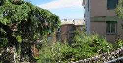 Sei vani via Umberto Fracchia, Genova