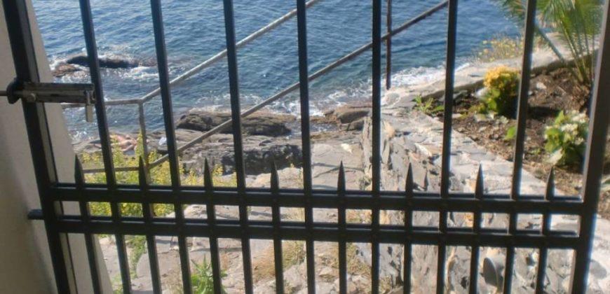 Villetta con accesso al mare